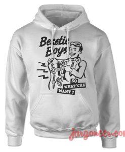 Beastie Boys So What Cha Want Hoodie