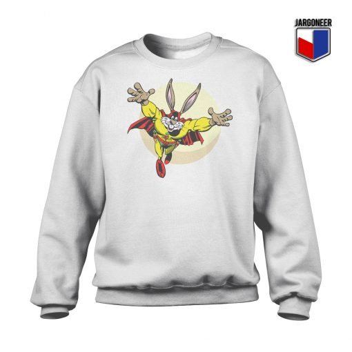 Captain Carrot Crewneck Sweatshirt