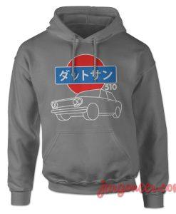 Datsun 510 Hoodie