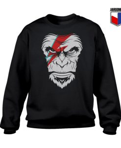Face Of The New Wave Ape Crewneck Sweatshirt