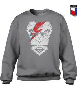 Face Of The New Wave Ape Crewneck Sweatshirt