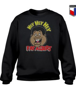 Fat Albert Crewneck Sweatshirt