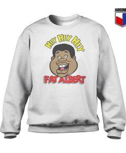 Fat Albert Crewneck Sweatshirt