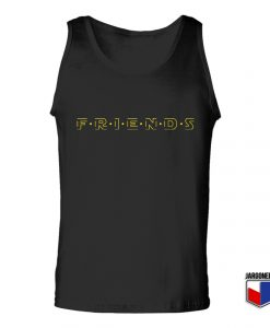 Friends Unisex Adult Tank Top
