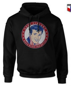 Gene Vincent Race With The Devil Hoodie