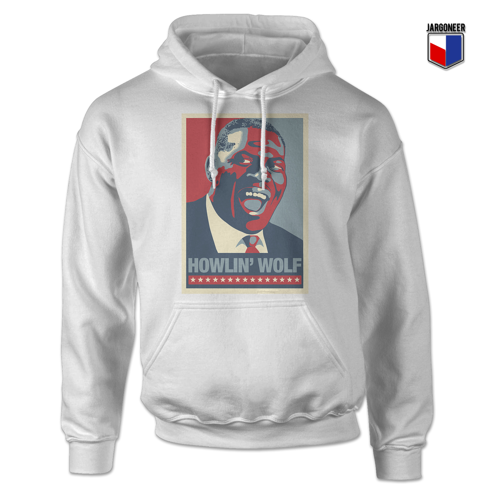 Howlin Wolf For President Hoodie