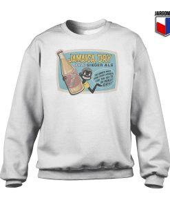 Jamaica Dry Pale Ginger Ale Crewneck Sweatshirt