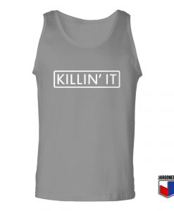 Killin It Unisex Adult Tank Top