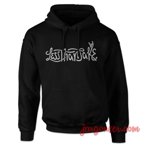 Less Than Jake Logo Hoodie