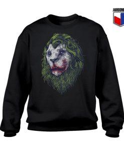 Lion Of Joke Crewneck Sweatshirt