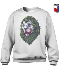 Lion Of Joke Crewneck Sweatshirt