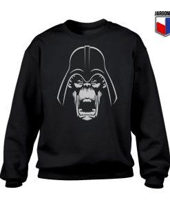 Monkey Of The Galaxy Crewneck Sweatshirt