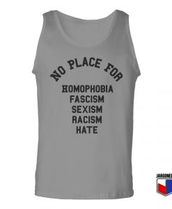 No Place For HFSRH Unisex Adult Tank Top