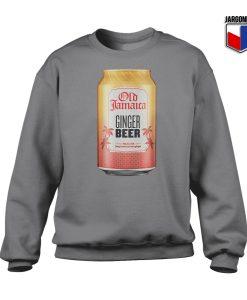 Old Jamaica Root Ginger Tin Crewneck Sweatshirt