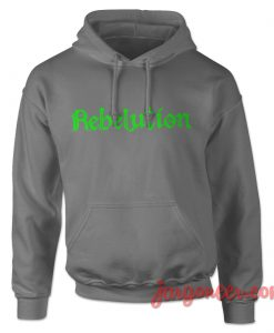 Rebelution Logo Hoodie