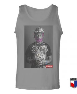 Scratchy Dub Father Unisex Adult Tank Top
