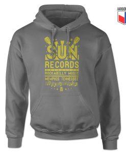 Sun Records - Rockabilly Music Hoodie