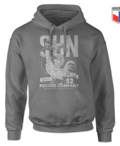 Sun Records Rooster Hoodie