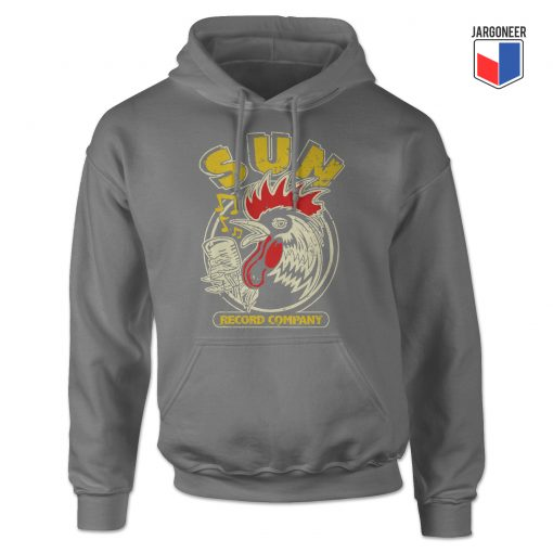Sun Records - Rooster Of The Sun Hoodie