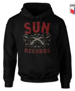Sun Records Sparkling Hoodie