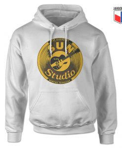 Sun Records The Legendary Studio Hoodie