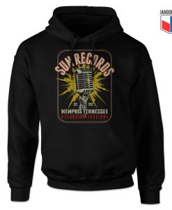 Sun Records - The Microphone Of Memphis Hoodie
