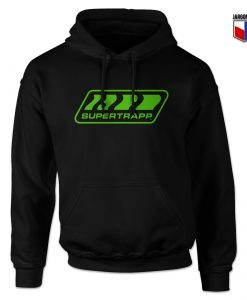 Super Trapp Light Green Hoodie
