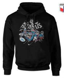 The Aquabats Music Hoodie
