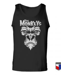 The Monkeys Unisex Adult Tank Top