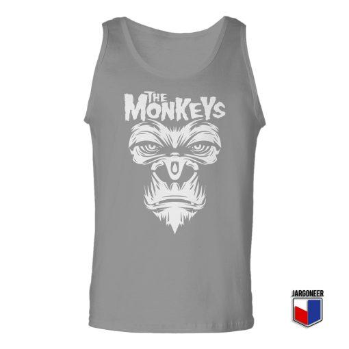 The Monkeys Unisex Adult Tank Top