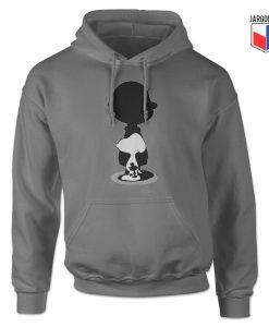 The Peanuts Silhouette Hoodie