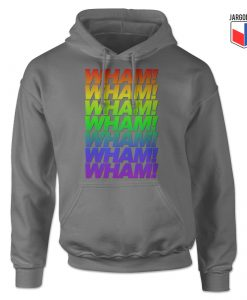 Wham Rainbow Hoodie