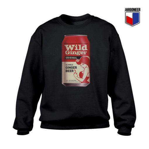 Wild Ginger Tin Crewneck Sweatshirt
