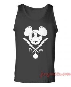 Danger Mouse Unisex Adult Tank Top