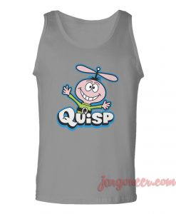 Quisp Unisex Adult Tank Top