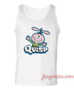 Quisp Unisex Adult Tank Top