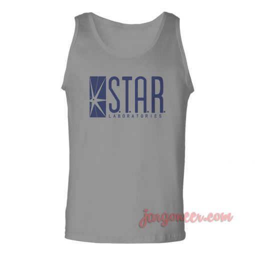 Star Labs Unisex Adult Tank Top
