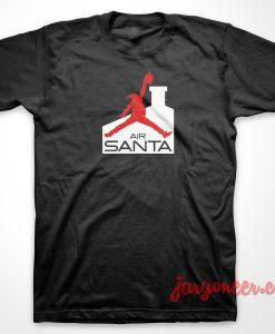 Air Santa T Shirt