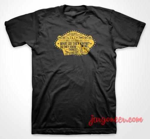 Bojack Horseman HSAC T-Shirt
