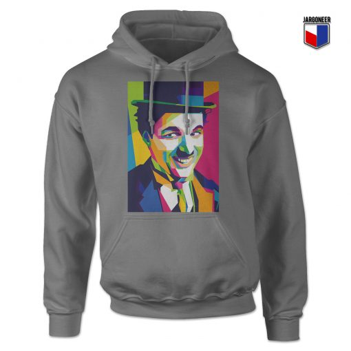 Colorful Chaplin Hoodie