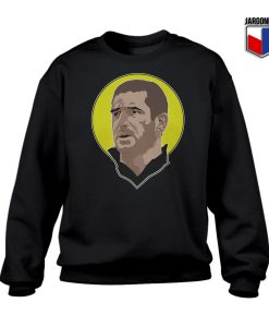 Eric Cantona Crewneck Sweatshirt