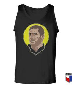 Eric Cantona Unisex Adult Tank Top