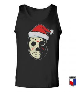 Jason X-Mas Unisex Adult Tank Top