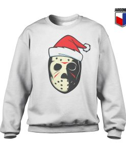 Jason X Mas Crewneck Sweatshirt