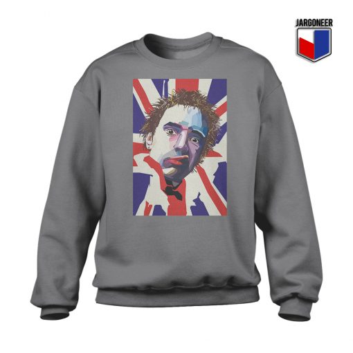 Johnny Rotten Crewneck Sweatshirt