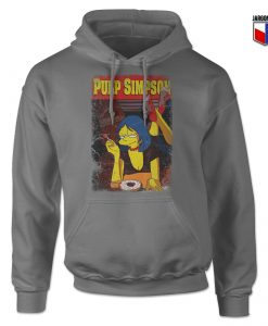 Pulp Simpson Hoodie