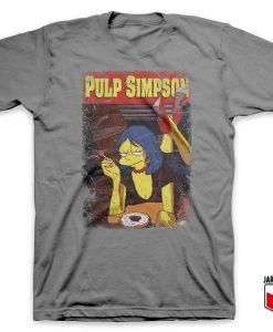 Pulp Simpson T-Shirt