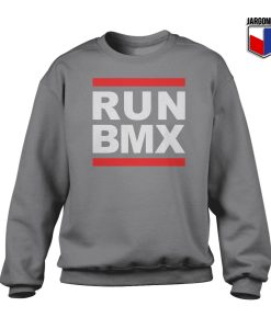 Run BMX Crewneck Sweatshirt