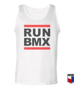 Run BMX Unisex Adult Tank Top