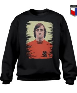 The Legendary Johan Cruijf Crewneck Sweatshirt